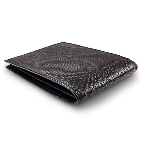 slim wallet, slim leather wallet, thin wallet, men's wallet, carbon fiber wallet, bifold wallet,