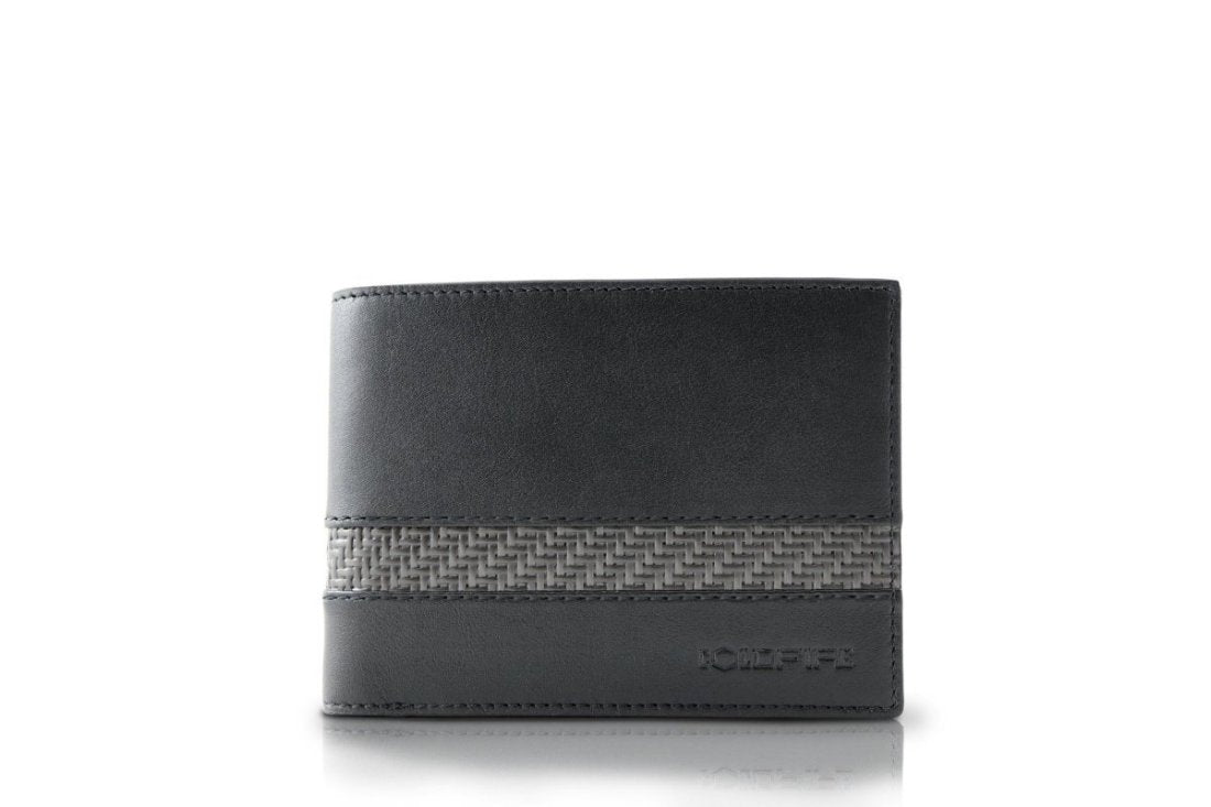 BLADE - Slim wallet - Black