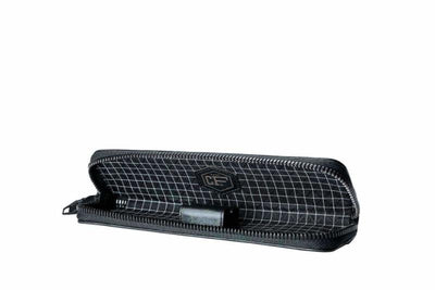 Carbon Fiber Pen Case With 2 Holders Accessories coldfire