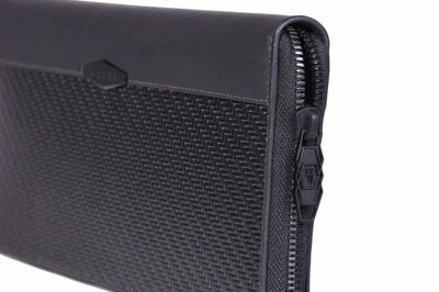 Travel Wallet Zip Around Organizers signature rfid coldfire