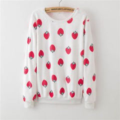 2018 Streetwear Women's Winter Sweaters Casual