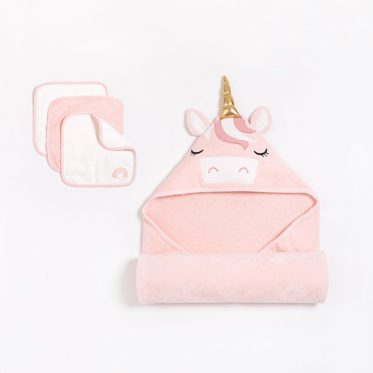 """Unicorn"" Bath Set (4pcs.)"