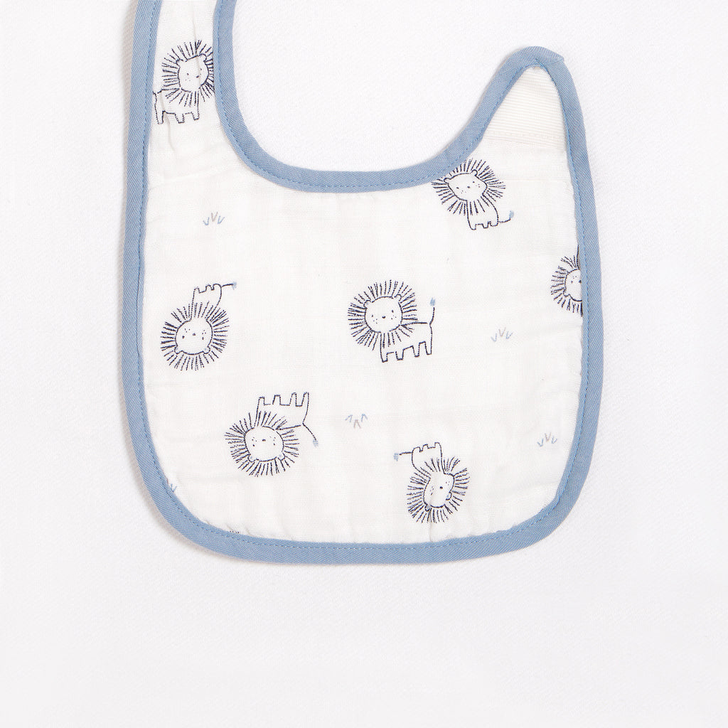 """Little Lions"" Bibs – 2 Pack"