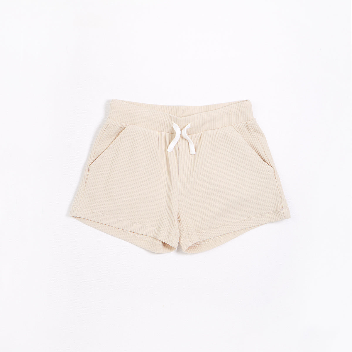 Naturelle Modal Rib Junior Girl's shorts