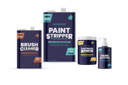 Non-toxic Paint Remover Product Line