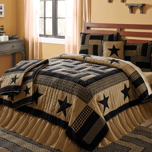 Delaware Star Bedding Collection