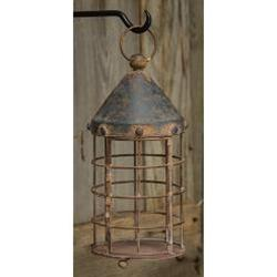 Aged Copper Lantern- Quality Home Decor