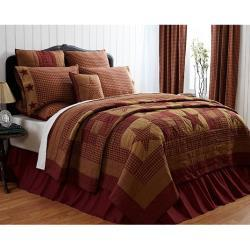 Ninepatch Bed Quilt- Quality Home Decor
