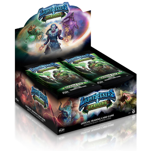 Lightseekers Booster Packs