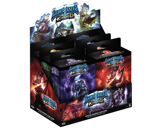 Lightseekers Constructed Decks - Assorted - Display of 6 - Wholesalers