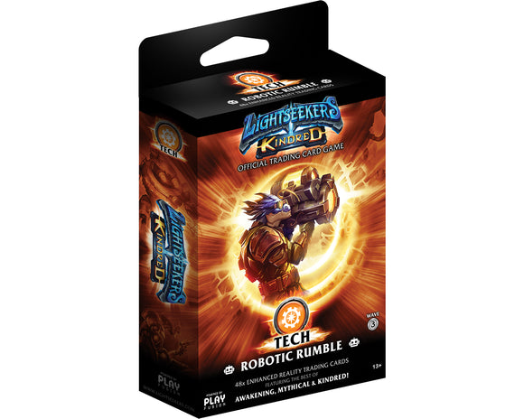 Lightseekers Kindred Constructed Deck - Tech