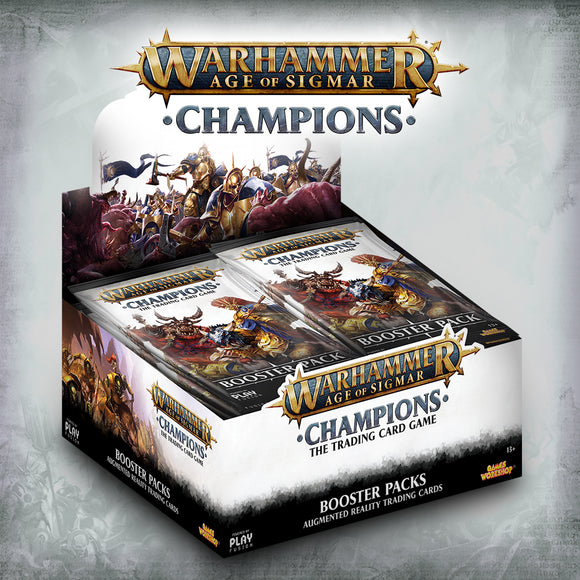 Warhammer Champions - Booster Display of 24