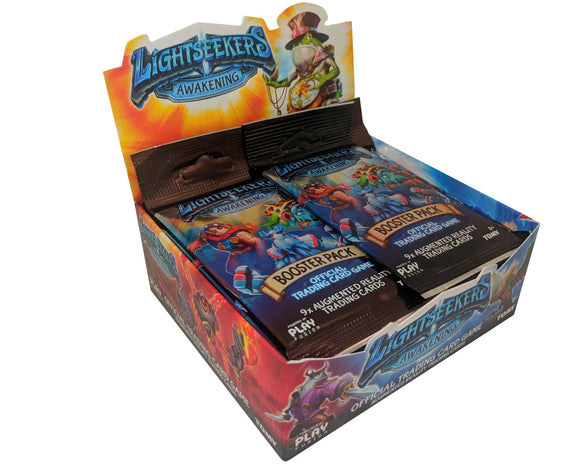Lightseekers Booster Pack - Awakening - Display of 24
