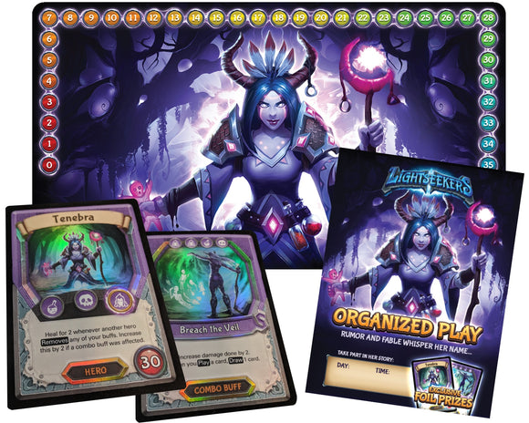 Lightseekers Organised Play Kit - Dread