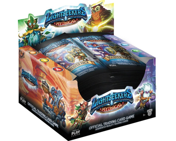 Lightseekers Booster Packs - Mythical - Display of 40