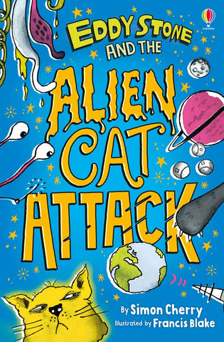 Eddie Stone and the Alien Cat Attack