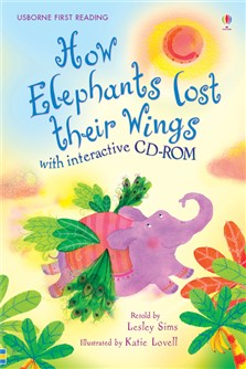How Elephants Lost Their Wings with Interactive CD-ROM