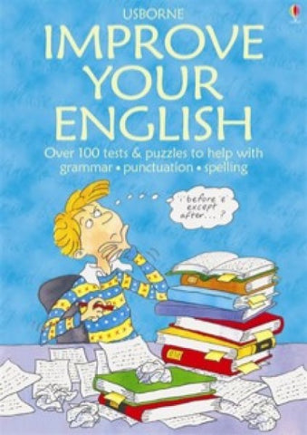 Improve your English combined volume