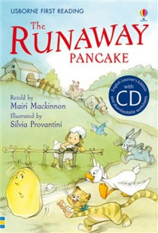 The Runaway Pancake + CD