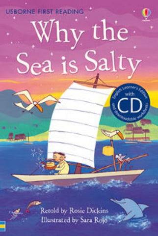 Why the Sea is Salty + CD