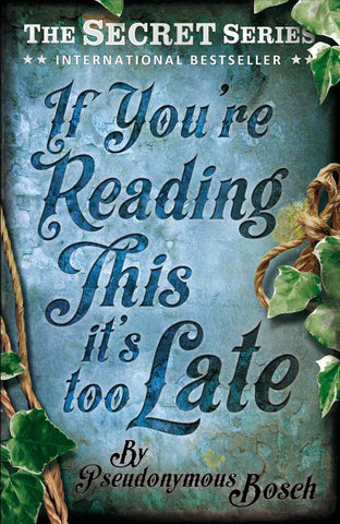 If You´re Reading This, it´s too Late