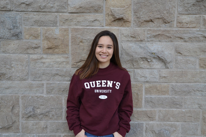 Queen's Est. Champion Crewneck