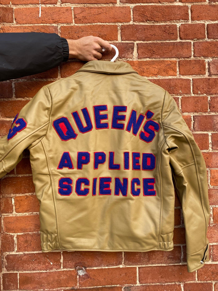 Upper Year - GPA Jacket Fitted Style
