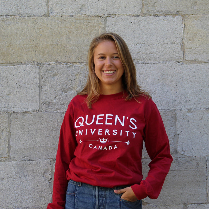 Queen's Canada Long Sleeve