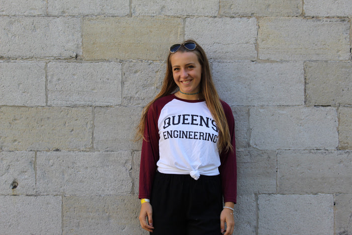 Queen's Engineering Baseball T