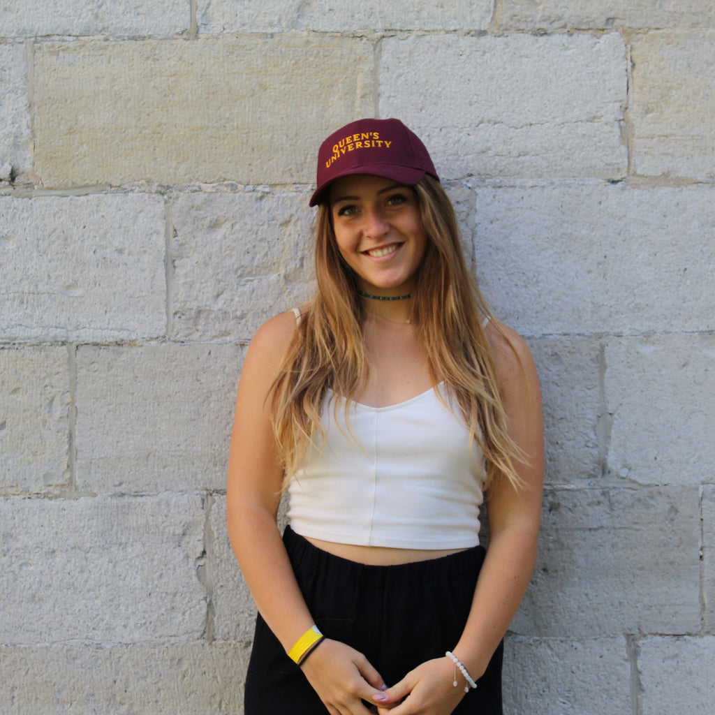 Queen's University Ball Cap
