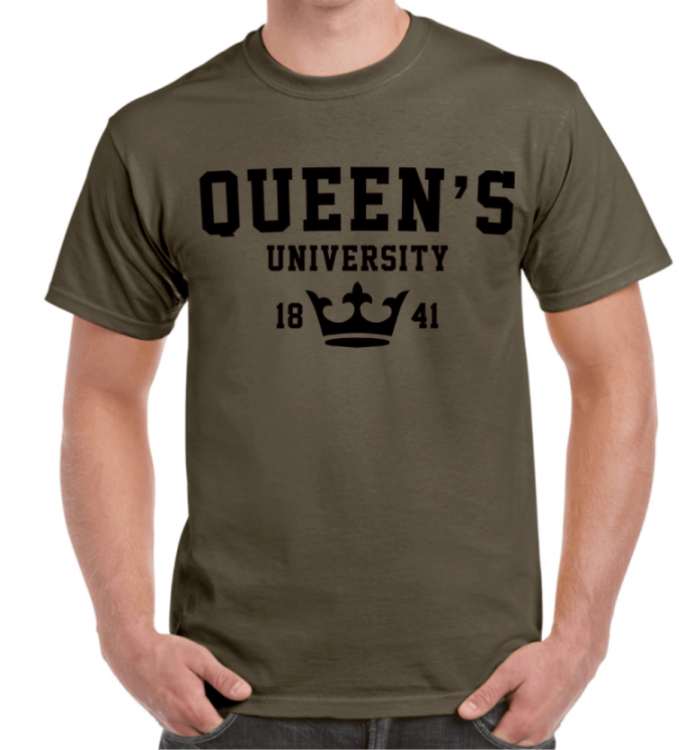 1841 Crown T Shirt
