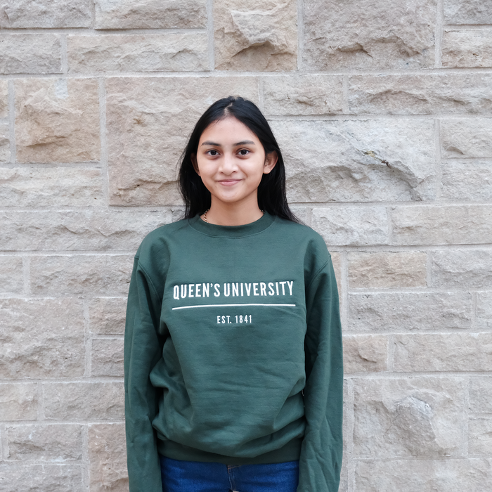 Queen's University Champion Crewneck