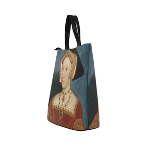 Jane Seymour Nylon Lunch Tote Bag