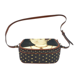 Catherine Parr Saddle Bag