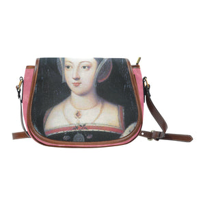 Mary Boleyn Saddle Bag