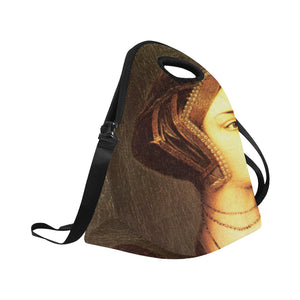 Anne Boleyn Neoprene Lunch Bag