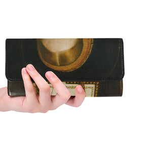 Catherine of Aragon Trifold Wallet