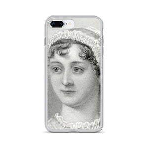Jane Austen iPhone Case