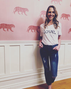Love. Tees by your brand
