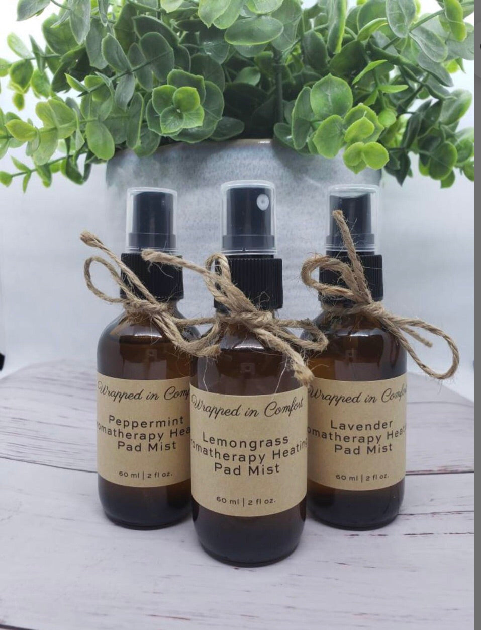 Aromatherapy Pad Mists- Wrapped In Comfort🇨🇦