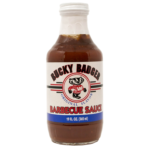 Bucky Badger Original BBQ Sauce