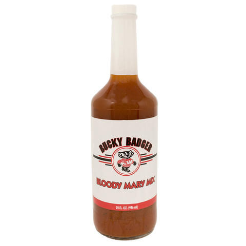 Bucky Badger Bloody Mary Mix
