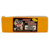 Bucky Badger Mild Cheddar Cheese
