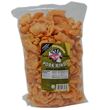 Bucky Badger Pork Rinds