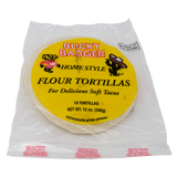 Bucky Badger Flour Tortillas
