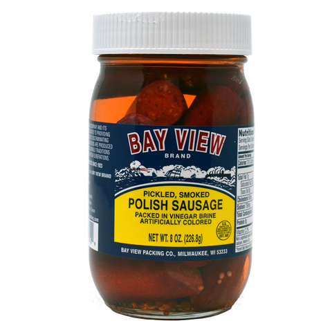 Bay View Pickled Polish Sausage