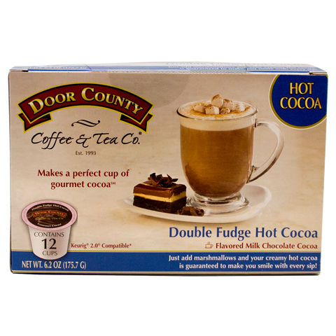 Door County Single Serve Coffee Cups