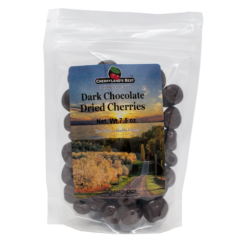 Chocolate Covered Door County Cherries