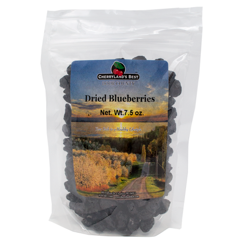 Door County Dried Blueberries