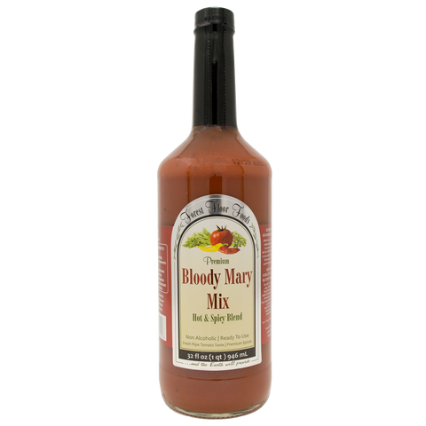 Forest Floor Spicy Bloody Mary Mix